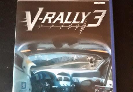 V-RALLY 3 sur PS2 1