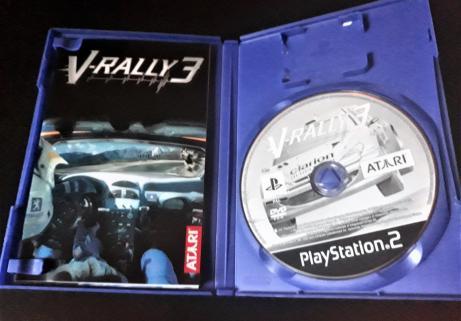 V-RALLY 3 sur PS2 2