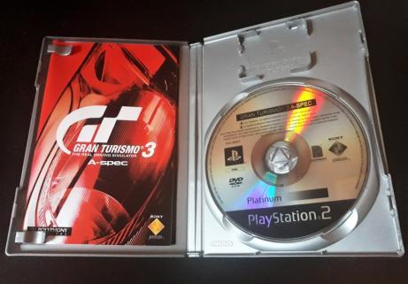 GRAN TURISMO 3 A-SPEC (Platinum) sur PS2 2