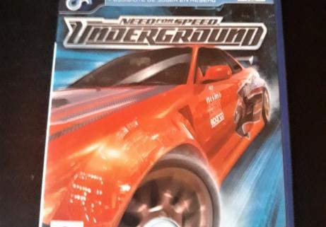 Need For Speed - Underground sur PS2 1