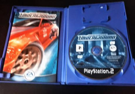 Need For Speed - Underground sur PS2 2