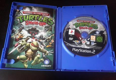 Teenage Mutant Ninja Turtles - Smash Up sur PS2 2