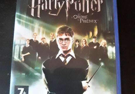 Harry Potter et l'ordre du Phénix PS2 1