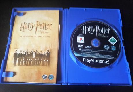 Harry Potter et l'ordre du Phénix PS2 2