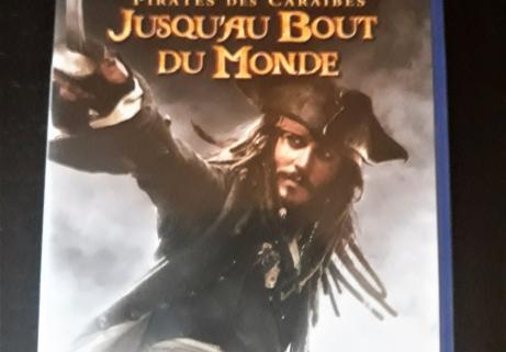 Pirates des Caraïbes - Jusqu'au bout du monde sur PS2 1