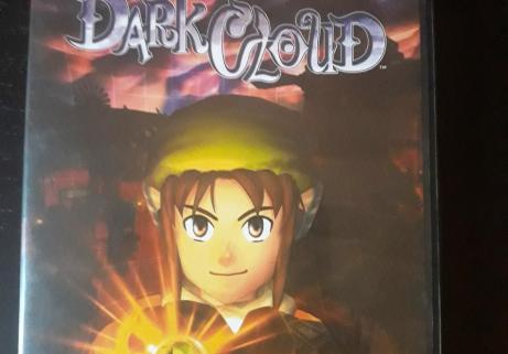 DARK CLOUD sur PS2 1