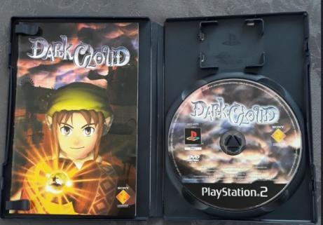 DARK CLOUD sur PS2 2