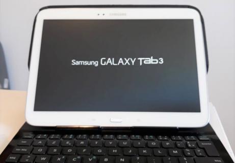 """Samsung Galaxy Tab 3 - 10,1"""" 16 Go - Wifi - Blanc 2"""