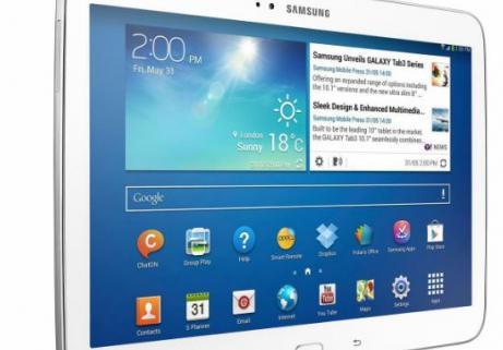 """Samsung Galaxy Tab 3 - 10,1"""" 16 Go - Wifi - Blanc 1"""