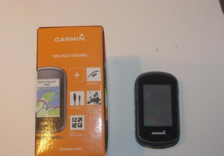 GPS Garmin eTrex Touch 35 2