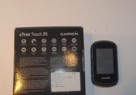 GPS Garmin eTrex Touch 35 3