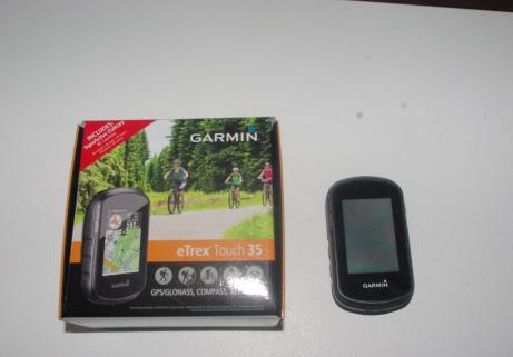 GPS Garmin eTrex Touch 35 4