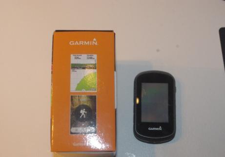 GPS Garmin eTrex Touch 35 5
