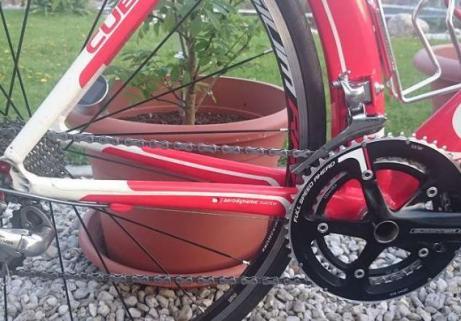 Vélo Triathlon Cube Aerium 2