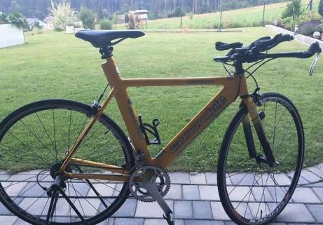 Vélo Cannondale R1000 Aero 3