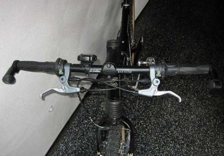 Cannondale Super V avec équipement Shimano XTR 2