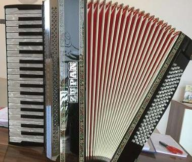 Accordéon Zupan Alpe III 1