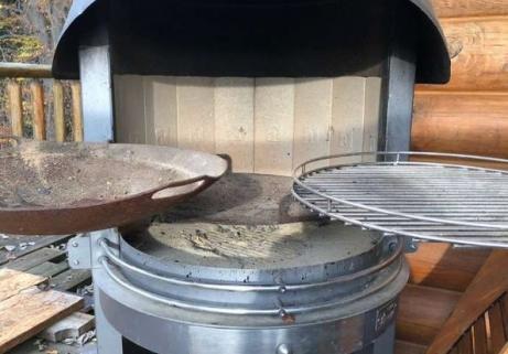 Barbecue cheminée jardin 3