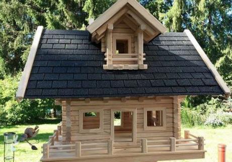 maison pour oiseaux de luxe 1
