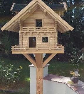 maison pour oiseaux de luxe 2