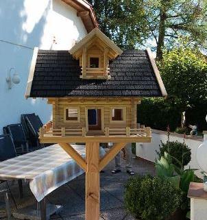 maison pour oiseaux de luxe 4