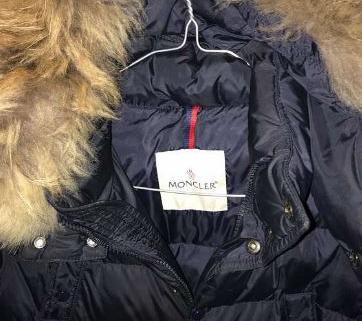 Veste d'hiver Moncler 3
