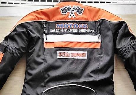 Veste de moto pour enfants 3