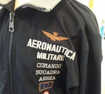 Veste Aeronautica Militare enfant 6 ans 2