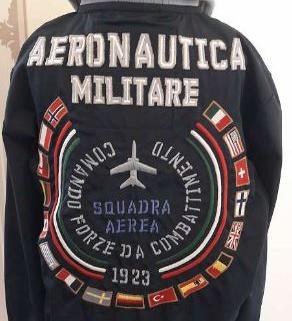 Veste Aeronautica Militare enfant 6 ans 3