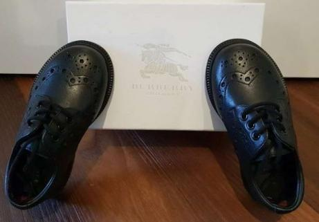 Burberry chaussures enfants 1