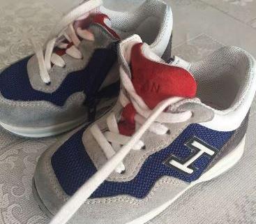 Chaussures bébé Hogan 1