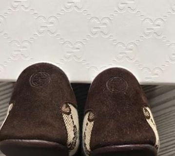 Gucci Chaussures Bébé Taille 18 2