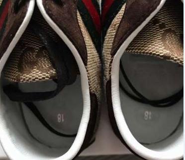 Gucci Chaussures Bébé Taille 18 3
