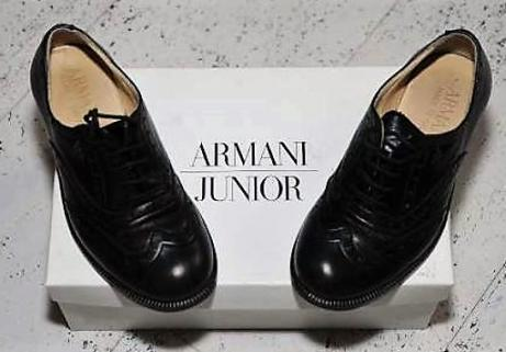 Armani Junior (chaussure de mariage) taille. 29 1