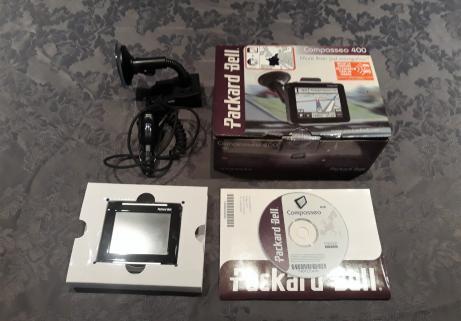 GPS Garmin  Compasseo 400 4