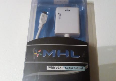 Cable adaptateur USB vers VGA 1