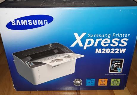 Imprimante Samsung Xpress WIFI M2022W + 1 cartouche de rechange 1