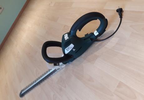 Taile haie électrique 600W lame 60cm 1