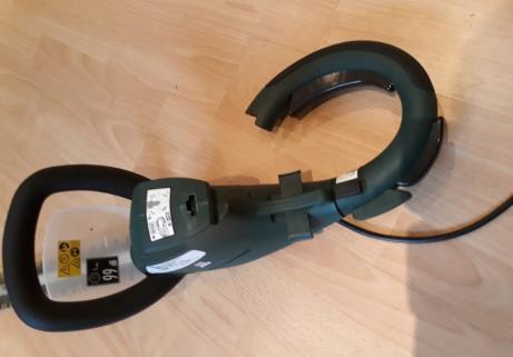 Taile haie électrique 600W lame 60cm 3