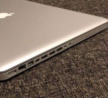MacBook Pro 17' 1