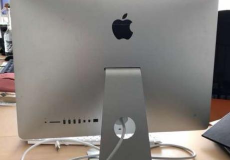Apple iMac (21,5 pouces, fin 2012) 2