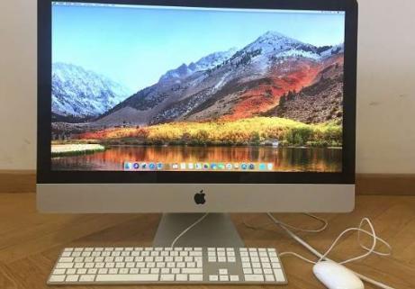"""iMac 27 """"(Intel) Quad Core i5 2,7 GHz 1"""