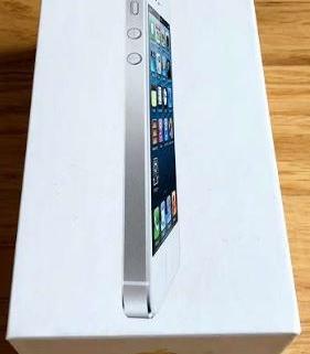 Apple iPhone 5 16Go 1