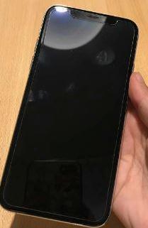iPhone XS 64gb silver 2