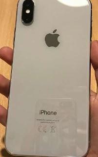 iPhone XS 64gb silver 3