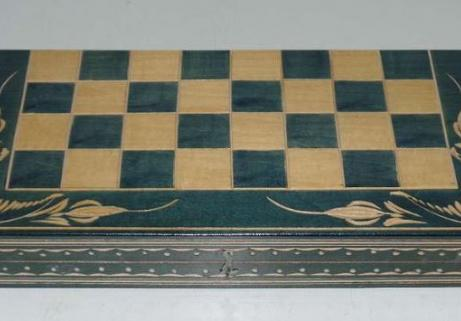 Jeux d'échec fabriqué à la main 2