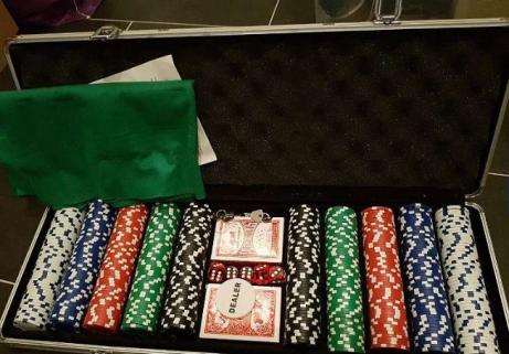 Valise de Poker 1