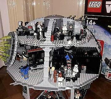 Lego Star Wars Étoile de la Mort 2