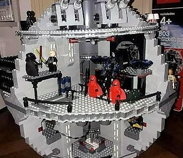 Lego Star Wars Étoile de la Mort 3