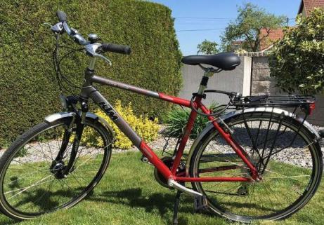 Vélo de ville KTM pour hommes 1